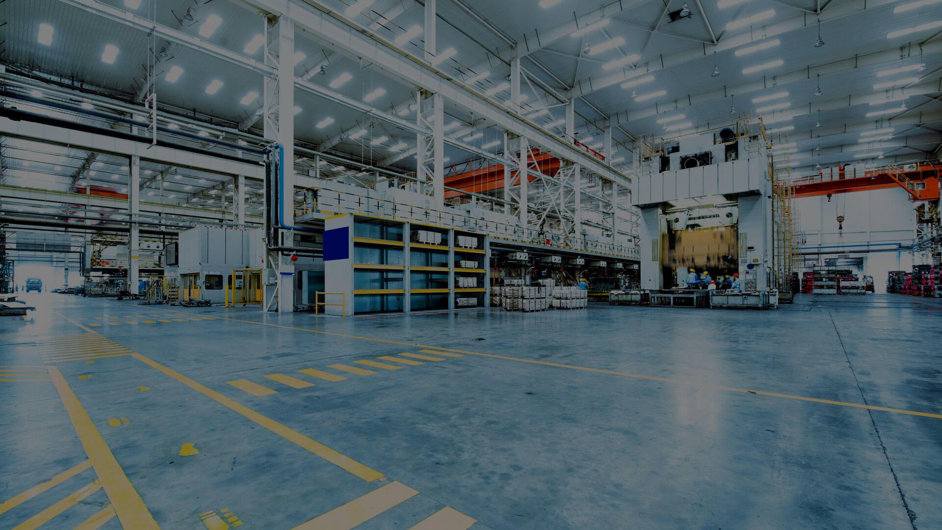 Buchen Sie Gebäudemanagement in der Industrie