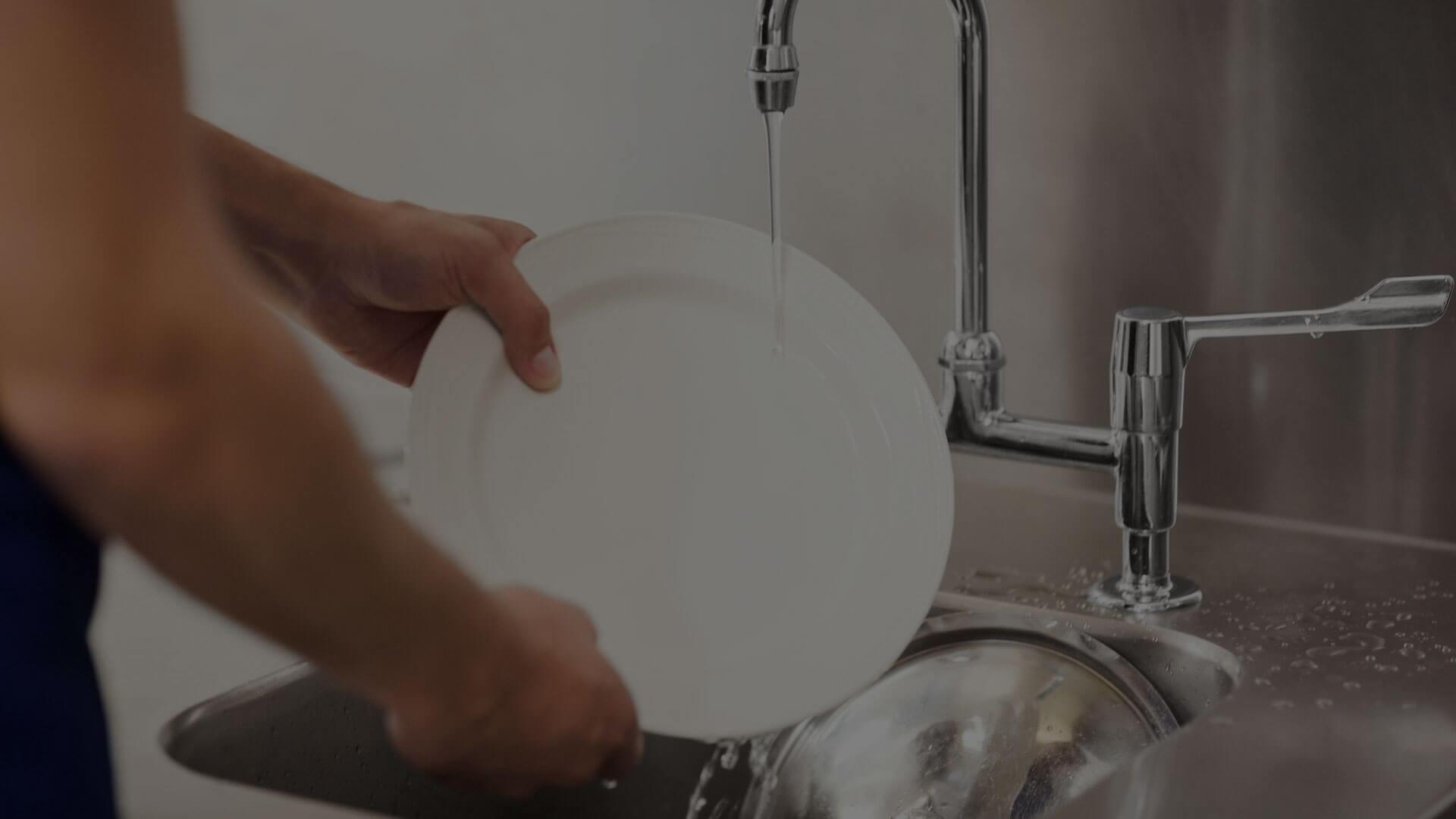 SAAD Facility Management übernimmt auch Spül- und Küchendienste
